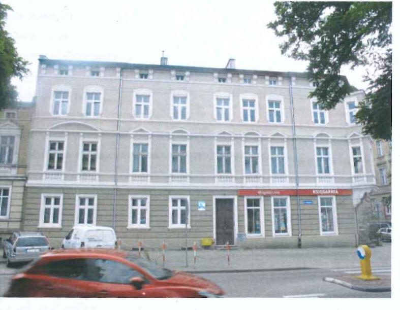 Połowa mieszkania przy ul. Zwycięstwa w Koszalinie